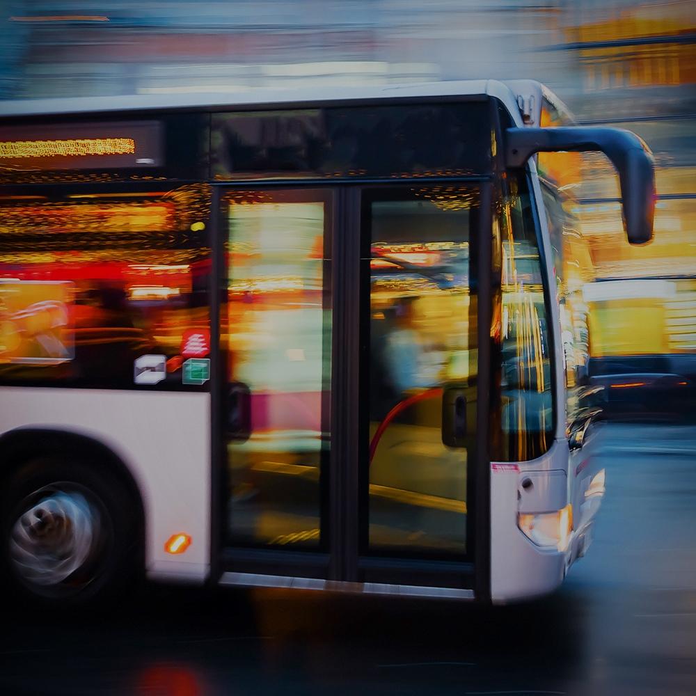 Warwid oliefyr til busser fra J.P. Maskinfabrik i Varde